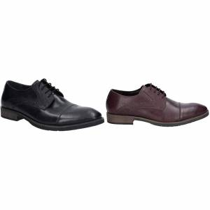 Hush Puppies Hush valper menns Derby ren Toe sko Brown 10