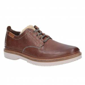 Hush Puppies Hush valper Mens Bernard konvertible Oxford skoen Brown 9