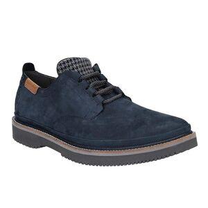 Hush Puppies Hush valper Mens Bernard konvertible Oxford skoen Marinen 9
