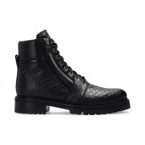 Balmain Rangers ankle boots with logo