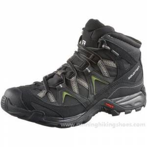 Salomon Sort Salomon Mezari Mid Gtx Fjellsko