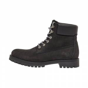 Bianco Winter boots Leather Lace-up