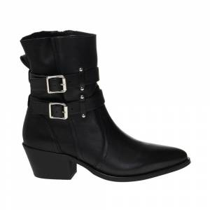 AllSaints Harriet leather ankle boots
