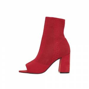 Bianco Ankle boots Bellis Knitted