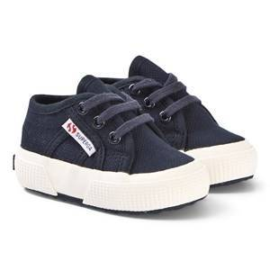 Superga BebeJ Infant Canvas Sneakers Navy 18 (UK 2)