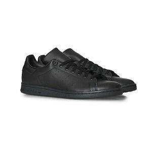 adidas Originals Stan Smith Sneaker Black