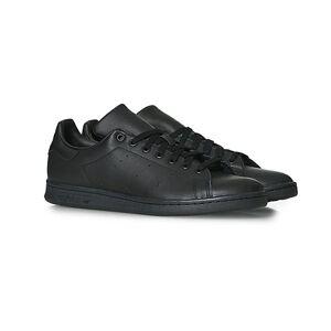 adidas Originals Stan Smith Leather Sneaker Black