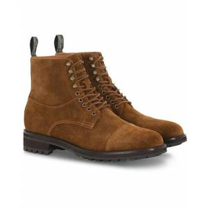 Polo Ralph Lauren Bryson Boot Snuff Suede