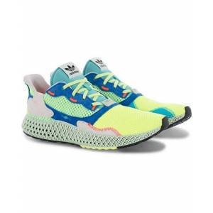 Adidas Originals ZX 4000 4D Sneaker Yellow/Green/Mint