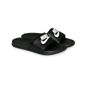 Nike Benassi JDI Slides Black/White