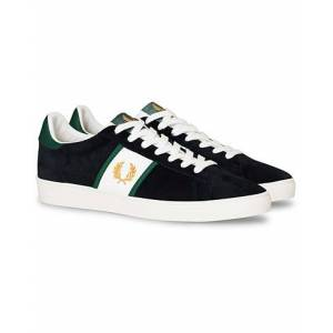 Fred Perry Spencer Suede Navy/Gold