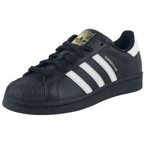 Adidas Superstar Foundation Sneakere svart-hvit