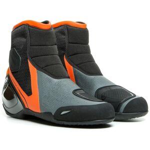 Dainese Dinamica Air Motorsykkel sko 42 Svart Oransje
