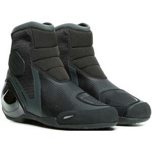 Dainese Dinamica Air Motorsykkel sko 39 Svart Grå