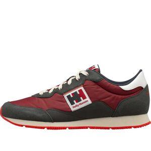 Helly Hansen Herre Ripples Lowcut Sneaker Sko rød 40/7