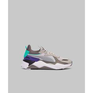 Puma Sneakers RS-X TRACKS Gray Violet-Charcoal Gray Grå