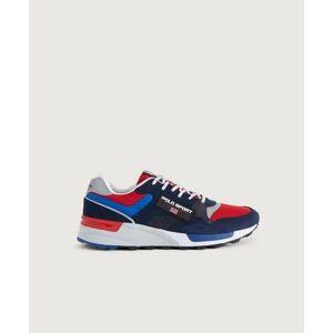 Ralph Lauren Sneakers Trackster 100 Blå