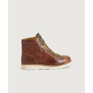 Sneaky Steve Kängor Deadbeat Leather Shoe Brun