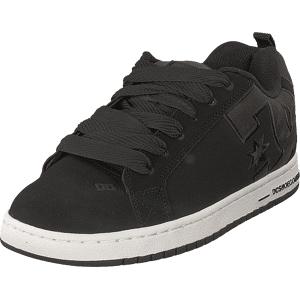 DC Shoes Court Graffik Se Black Camo, Skor, Sneakers & Sportskor, Chukka sneakers, Svart, Herr, 43