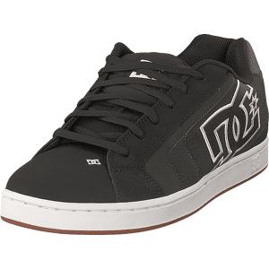 DC Shoes Net Se Black/herringbone, Skor, Sneakers & Sportskor, Chukka sneakers, Grå, Herr, 45