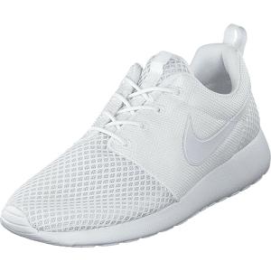 Nike Nike Roshe One Se White/white/pure Platinum, Skor, Sneakers & Sportskor, Sneakers, Vit, Herr, 42