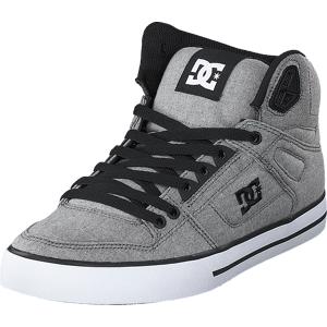 DC Shoes Pure High-top  Wc Tx Se Grey, Skor, Sneakers & Sportskor, Höga sneakers, Grå, Herr, 42