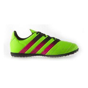 Adidas Multi-dubbade fotbollsskor för barn Adidas ACE 16.3 TF J Gul Rosa - 38 (EU) - 5 (UK)