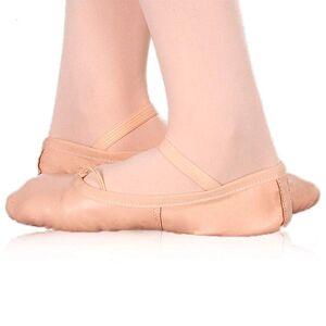 Happy Dance Mjuka balettskor, Dam Happy Dance Rosa - 39