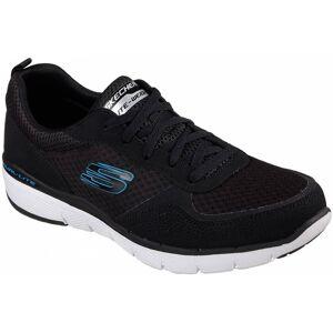 Skechers - Flex Advantage 3.0 Herr Fitness skor (svart) - EU 44 - UK 9,5