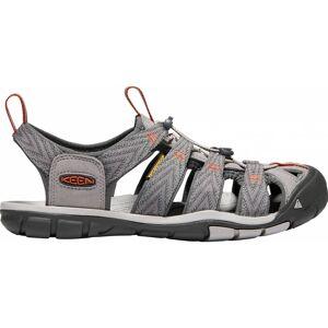 Keen - Clearwater Cnx Herr outdoor sandals (grå) - EU 44 - US 10,5