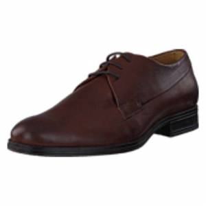 Jack & Jones Sammy Leather Cognac, Shoes, brun, EU 44