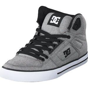 DC Shoes Pure High-top  Wc Tx Se Grey, Skor, Sneakers & Sportskor, Höga sneakers, Grå, Herr, 41