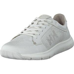 Helly Hansen Skagen Pie Leather Shoe White, Skor, Sneakers och Träningsskor, Sneakers, Vit, Herr, 44