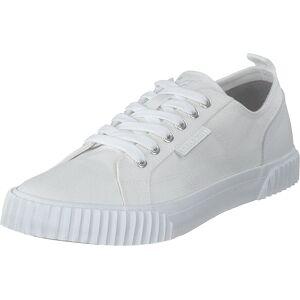 Scott Lyle&Scott Mitchell White, Skor, Sneakers & Sportskor, Låga sneakers, Vit, Herr, 40