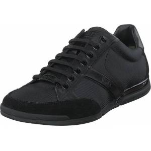 Boss Green - Hugo Boss Saturn_lowp_mx Black, Skor, Sneakers & Sportskor, Sneakers, Svart, Herr, 44