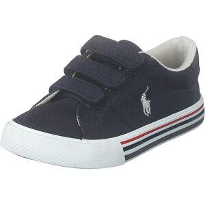 Ralph Lauren Junior Edgewood Ez Navy, Skor, Sneakers & Sportskor, Låga sneakers, Blå, Barn, 34