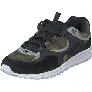DC Shoes Kalis Lite Se Black/camo Print, Skor, Sneakers & Sportskor, Sneakers, Svart, Herr, 43