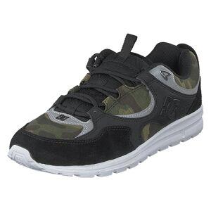 DC Shoes Kalis Lite Se Black/camo Print, Herr, Shoes, svart, EU 40,5