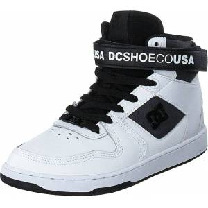 DC Shoes Pensford Se White/black, Skor, Sneakers & Sportskor, Höga sneakers, Vit, Herr, 47