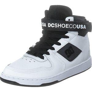 DC Shoes Pensford Se White/black, Skor, Sneakers & Sportskor, Höga sneakers, Vit, Herr, 43