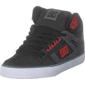 DC Shoes Pure High-top Wc Se Black/red, Skor, Sneakers & Sportskor, Höga sneakers, Svart, Herr, 43
