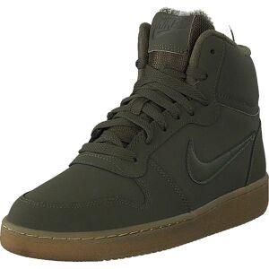 Nike Ebernon Mid Se Cargo Khaki/gum Lt Brown, Skor, Sneakers & Sportskor, Höga sneakers, Brun, Herr, 46