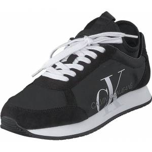 Calvin Klein Jeans Jemmy Black, Skor, Sneakers & Sportskor, Sneakers, Svart, Herr, 44