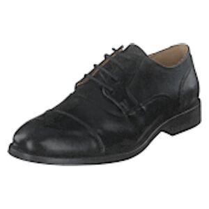 Bianco Biaabbot Leather Derby Black, Shoes, svart, EU 43