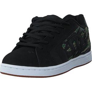 DC Shoes Net Se Camo/black, Skor, Sneakers och Träningsskor, Chukka sneakers, Svart, Herr, 39