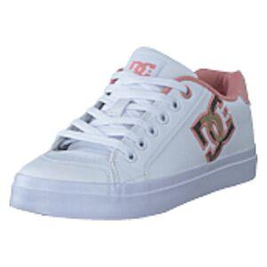 DC Shoes Chelsea Plus Se Sn White/pink, Shoes, vit, EU 39