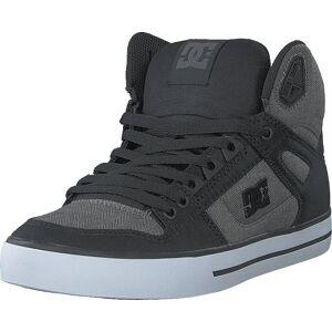 DC Shoes Pure High-top  Wc Tx Se Black/herringbone, Skor, Sneakers & Sportskor, Höga sneakers, Svart, Herr, 47