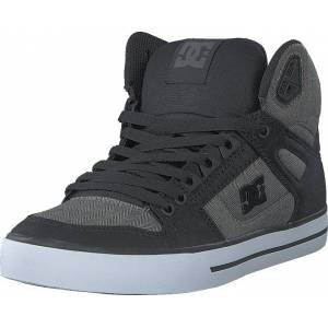DC Shoes Pure High-top  Wc Tx Se Black/herringbone, Skor, Sneakers och Träningsskor, Höga sneakers, Svart, Herr, 48