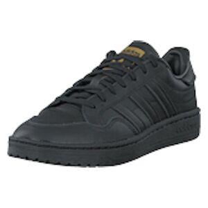 adidas Originals Team Court Core Black/core Black/ftwr Whi, Shoes, svart, UK 5,5
