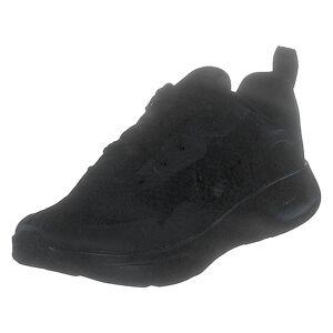 Nike Wearallday Black/black-black, Herr, shoes, svart, EU 44